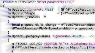 ftools.script utility
